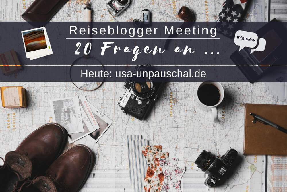 Blogger Meeting Usa-unpauschal