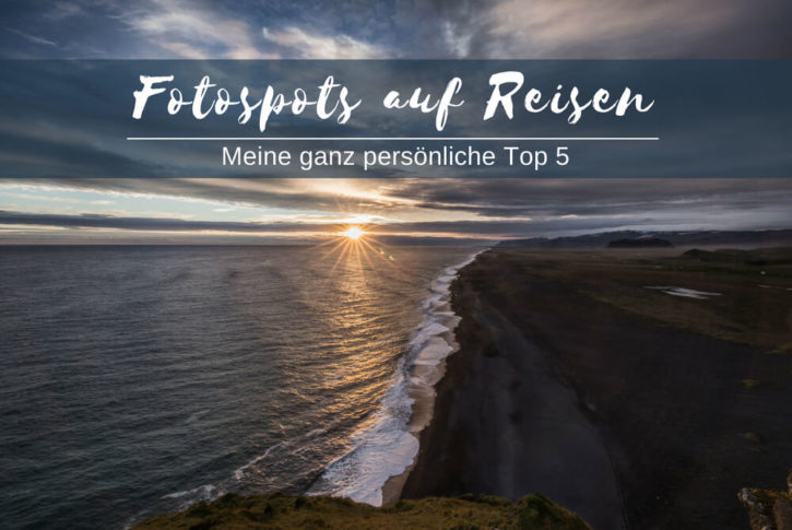 Fotospots Top Five