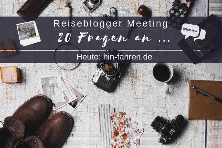 Blogger Meeting Hin Fahren