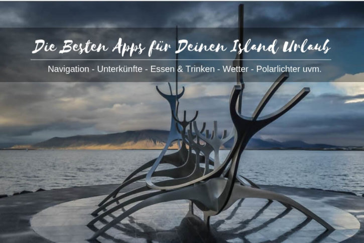 Island Apps Reise Urlaub