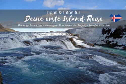 Island Tipps Erste Island Reise