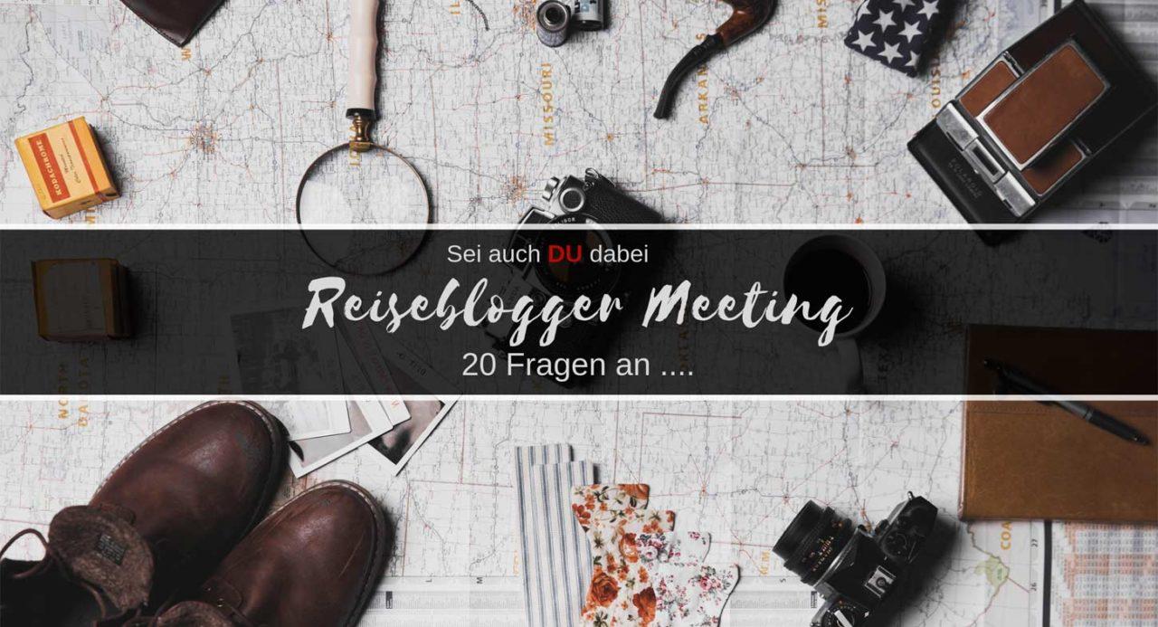 Reiseblogger Meeting