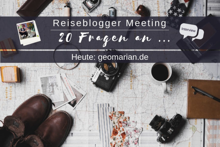 Blogger Meeting Geomarian