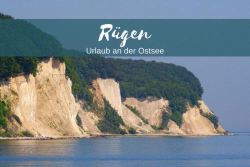 Rügen Urlaub Ostsee