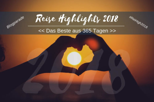 Blogparade Reihigh2018 Das Beste