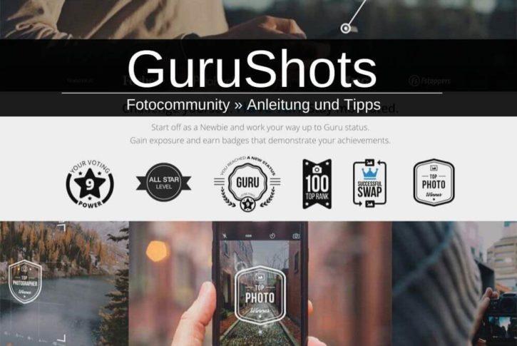 Gurushots Fotocommunity Tipps