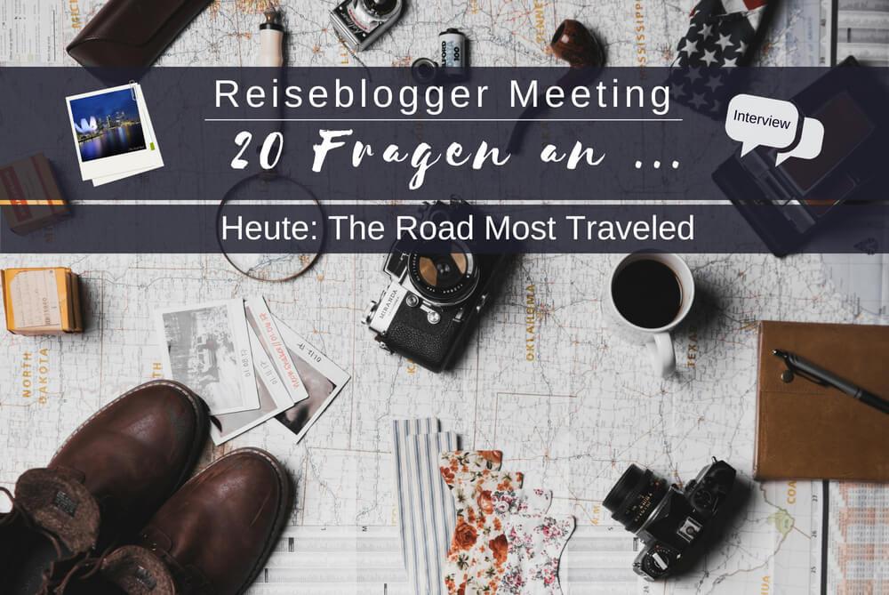 Blogger Meeting Roadmosttraveled