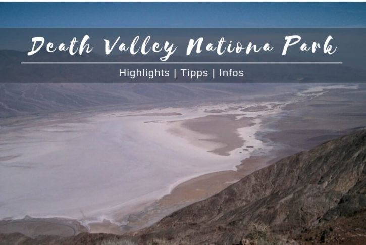 Death Valley National Park Highlights