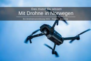 Drohnen In Norwegen