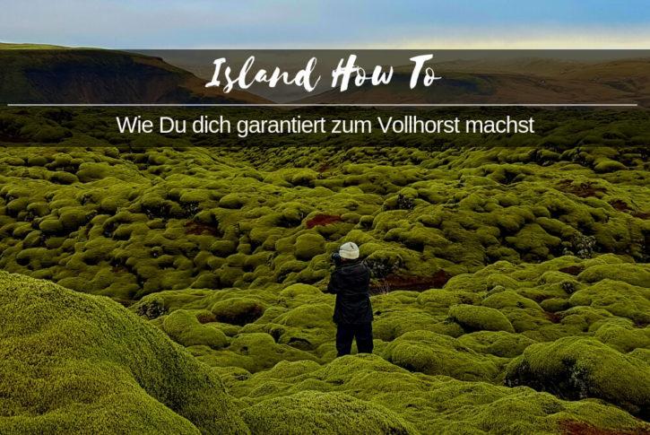 Island Howto