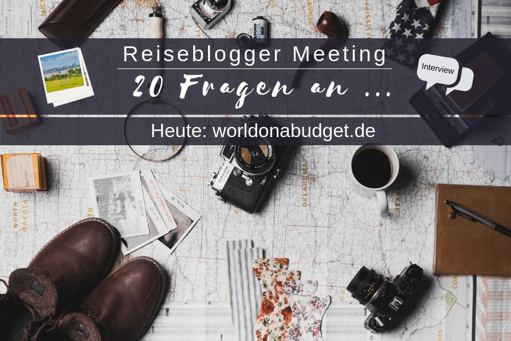 Blogger Meeting Worldonabudget