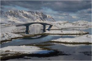 Fredvang Bridges