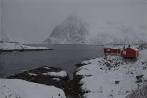 Resort Eliassen bei eher suboptimalen Wetter
