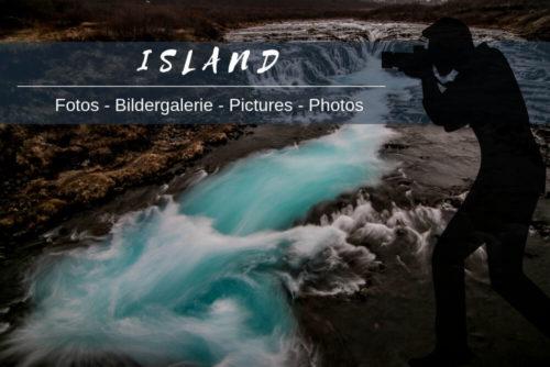 Island Fotos Bildergalerie