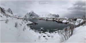 Reine Scenic Point