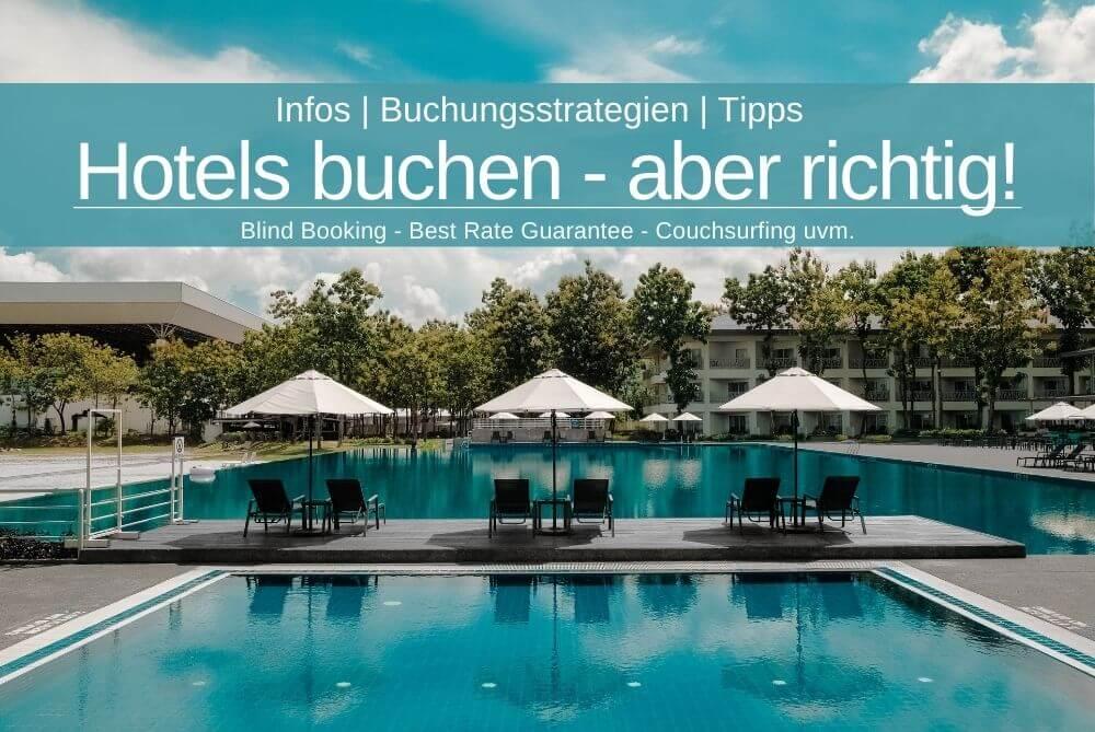 Online Hotels Buchen Tipps