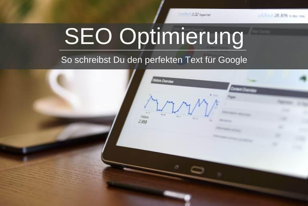 Seo Optimierung Wordpress