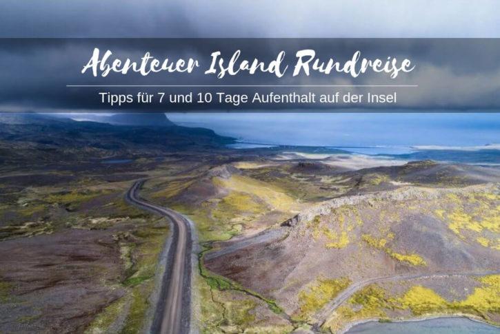 Abenteuer Island Rundreise 7 Tage
