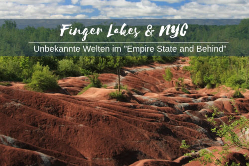 Finger Lakes Reisebericht