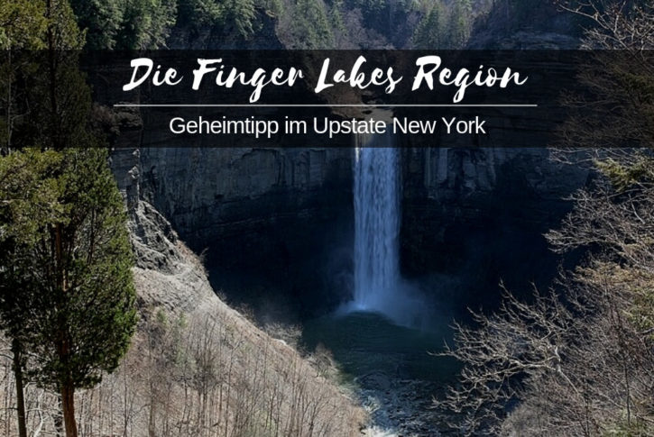 Die Finger Lakes Region