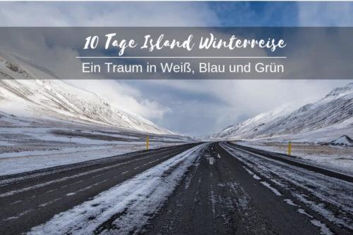 Island Winterreise