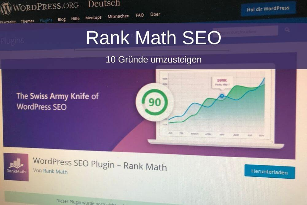 Rank Math Seo Wordpress