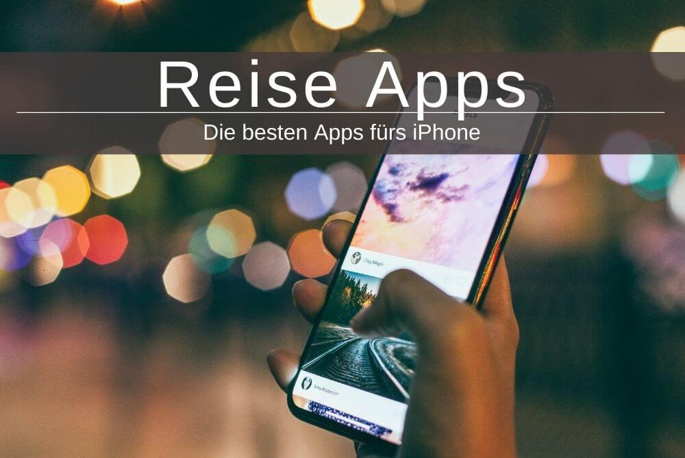 Reise Apps Iphone