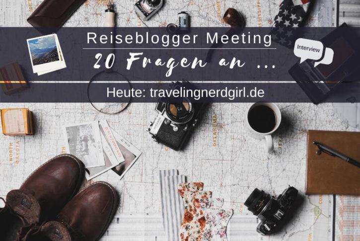 Blogger Meeting Travelingnerdgirl