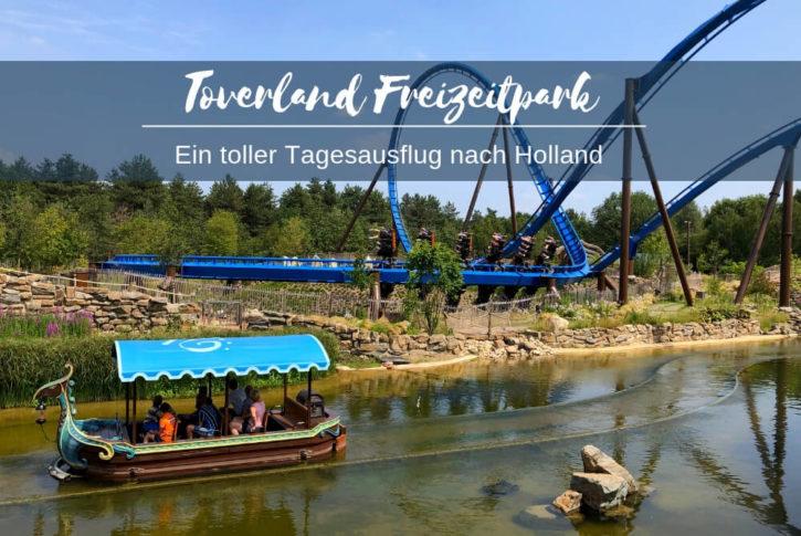 Tagesausflug in den Toverland Freizeitpark