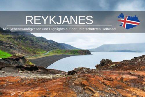 Halbinsel Reykjanes Peninsula Tipps