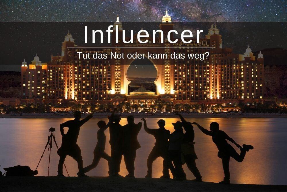 Influencer im Internet