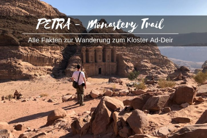 Petra Monastery Trail