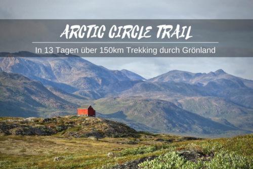Arctic Circle Trail Groenland