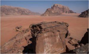 Aussicht Big Red Dune