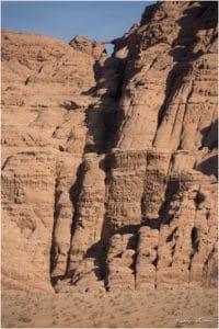 Burdah Rock Bridge Mountain