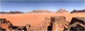 Aussicht vom Kopf der Big Red Sand Dune