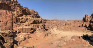 Main Trail in Petra