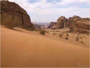Wadi Rum Impression