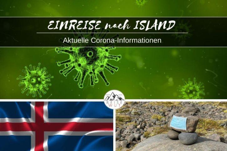 Einreise nach Island