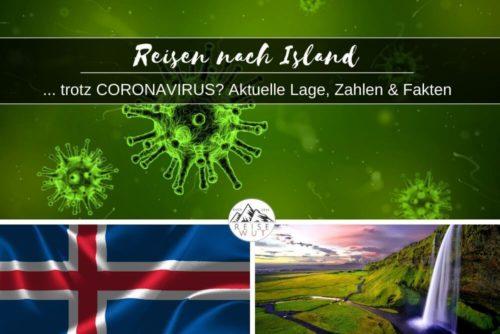 Island Reise Coronavirus