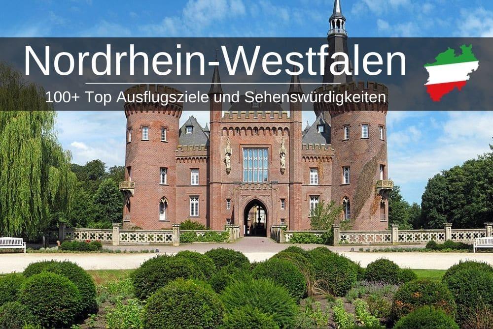Nordrhein Westfalen Ausflugsziele Nrw