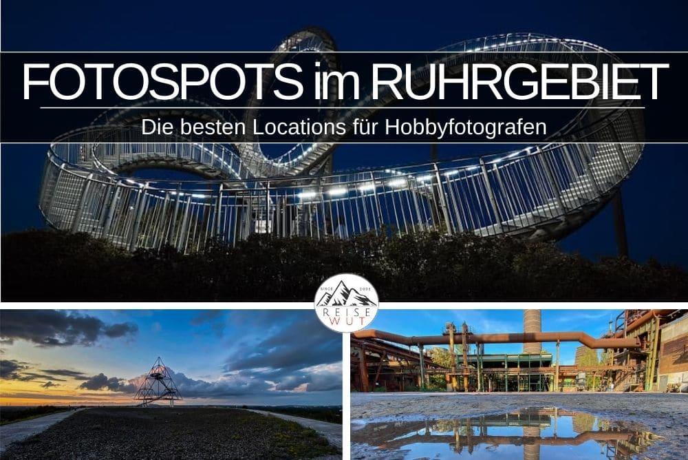 Fotospots Im Ruhrgebiet Karte
