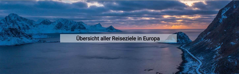 Reiseziele Europa