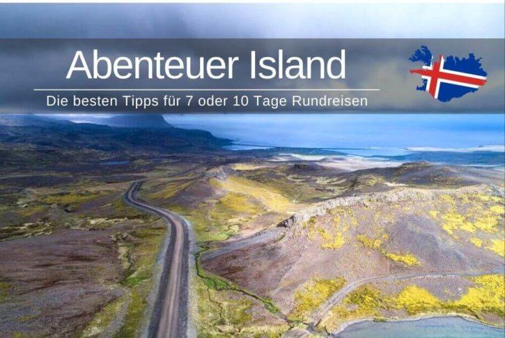 Abenteuer Island Rundreise