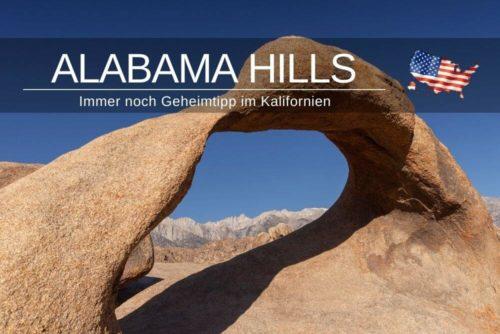 Alabama Hills