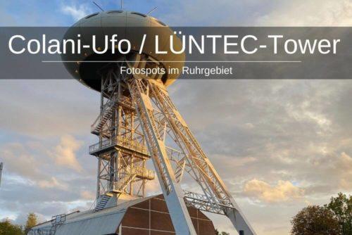 Colani Ufo Luentec Tower