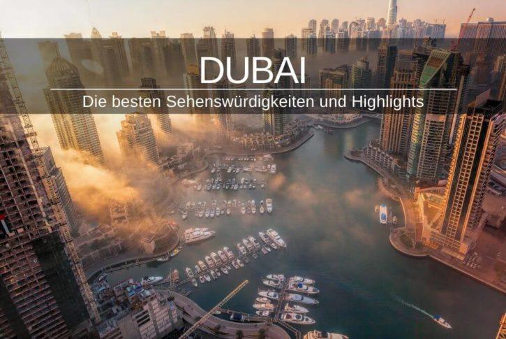Dubai Sehenswuerdigkeiten