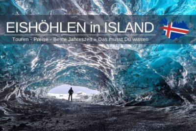 Eishoehlen In Island