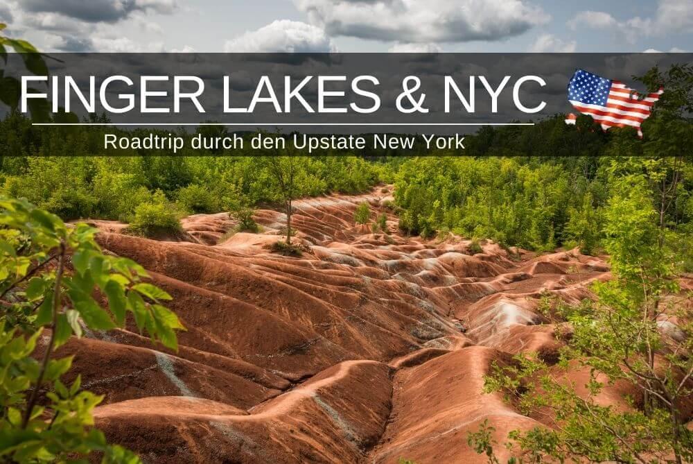 Reisebericht NYC und Finger Lakes