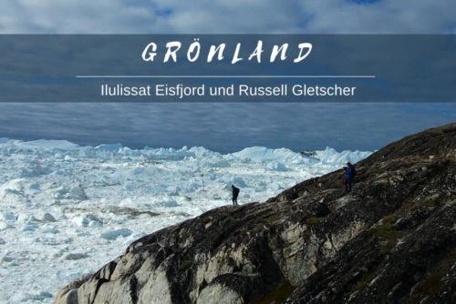 Groenland Ilulissat Eisfjord